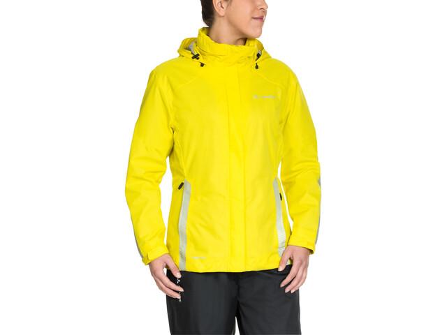 VAUDE Luminum Jacket Damen canary